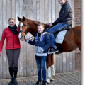 Kerstconcours Twents Ruiter Centrum weer voor Vlinderkind