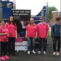 Sponsorloop Kellebeek College geslaagd!
